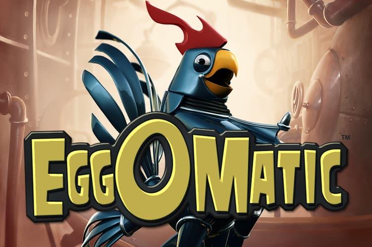 eggomatic slot review netent