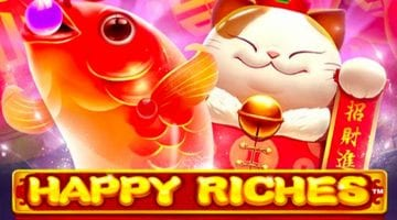 netent_happy-riches-review logo
