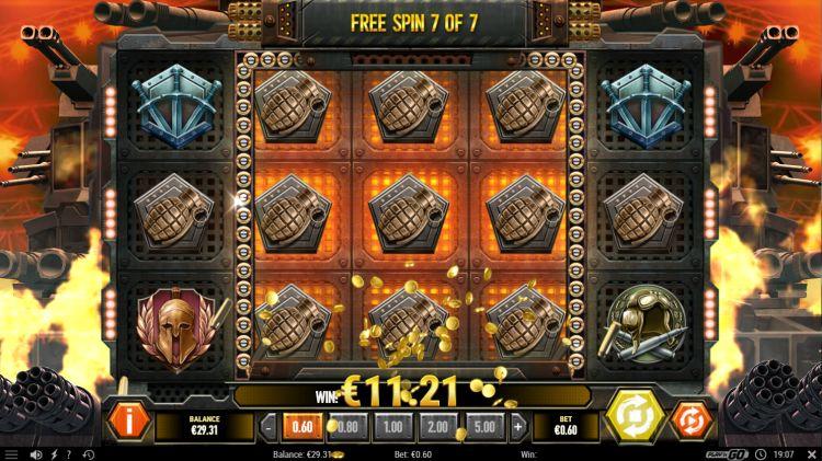 sabaton-slot play n go bonus win