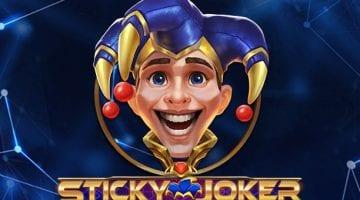 sticky-joker-slot-playngo logo