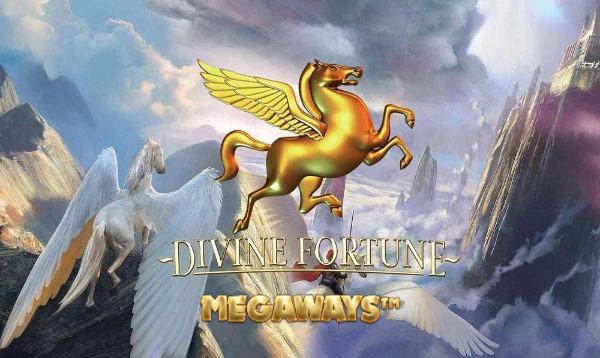Divine fortune megaways netent