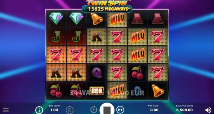 Twin Spin Megaways slot review win