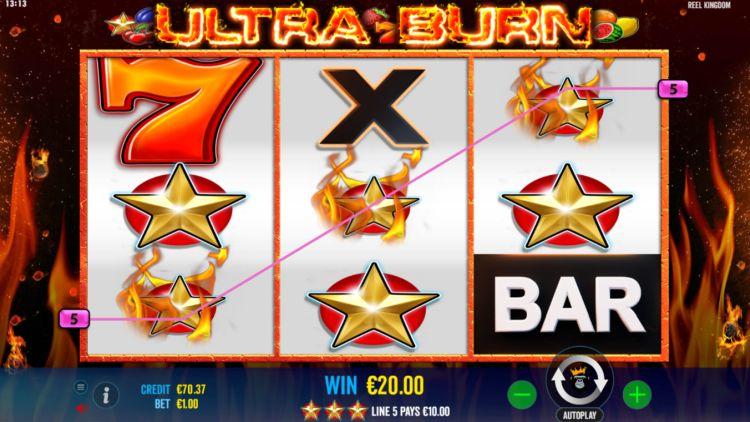 Ultra Burn slot review pragmatic play