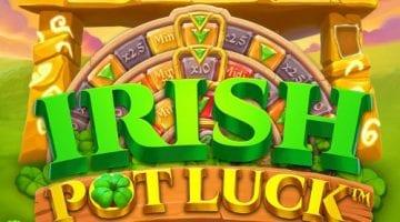 irish-pot-luck-logo-netent review