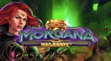 morgana megaways slot review
