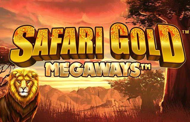 safari-gold-megaways-logo