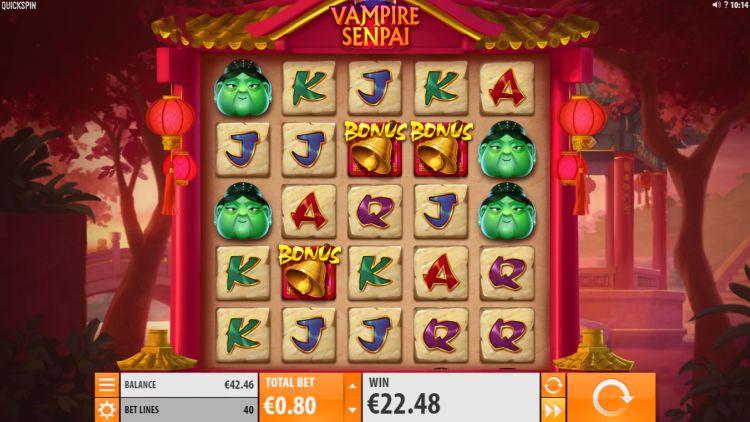 vampire-senpai-quickspin bonus trigger