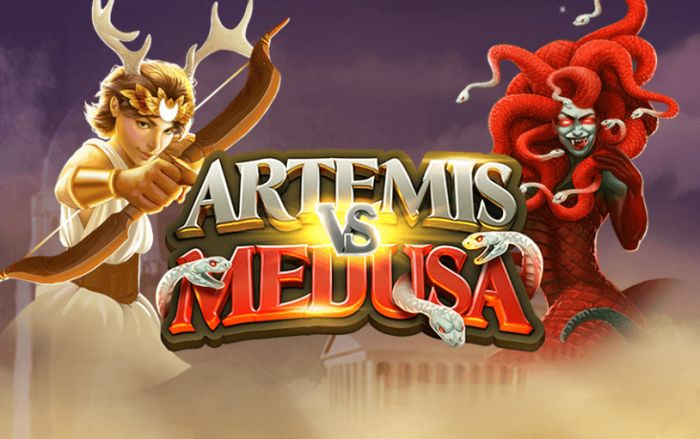 Artemis vs Medusa slot review quickspin logo