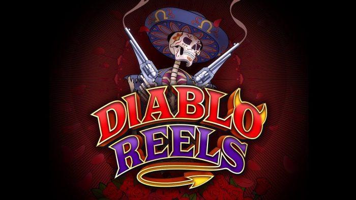 Diablo Reels slot review Elk Studios logo