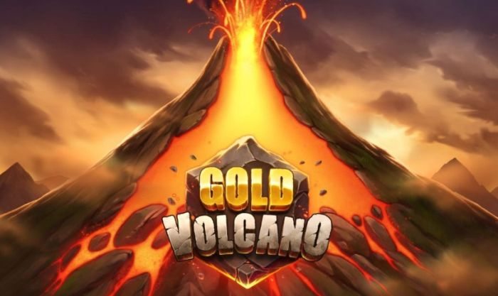 Gold Vulcano slot review play n go