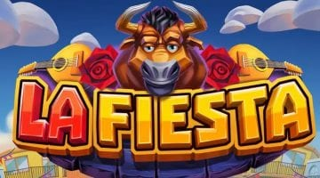 La fiesta slot review relax gaming logo