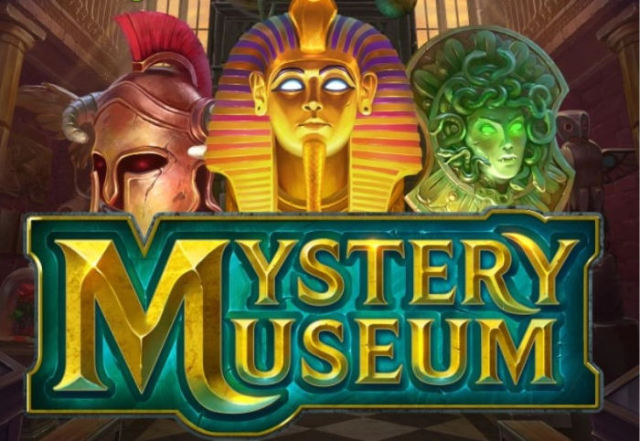 Mystery museum slot review push gaming