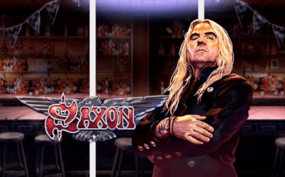 Saxon slot review play n go