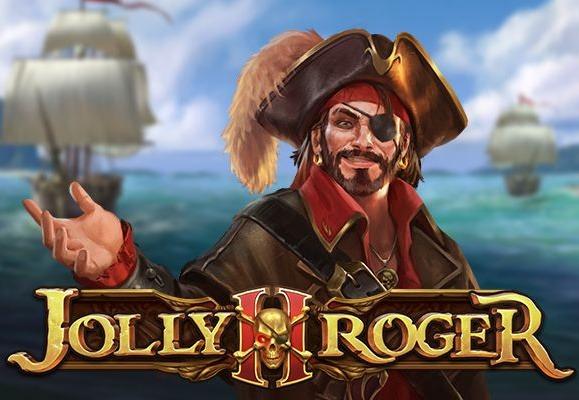 jolly-roger-2-slot-playngo logo