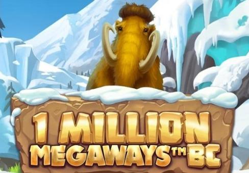 1-million-bc slot logo