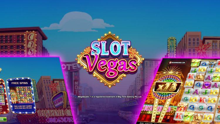 Slot vegas megaquads review big time gaming