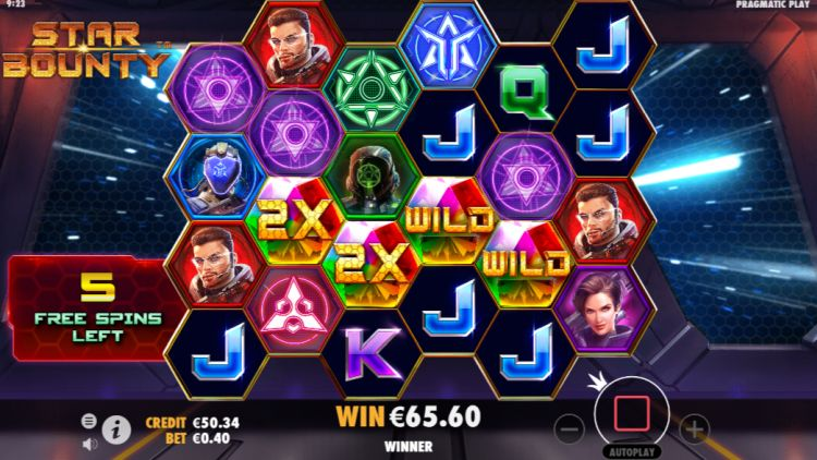 Star-Bounty slot pragmatic play