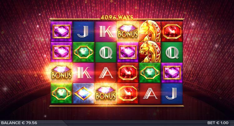 The Grand Galore slot bonus trigger