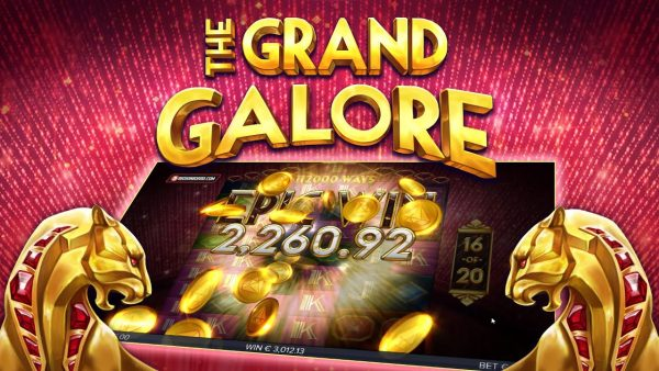 The Grand Galore slot review