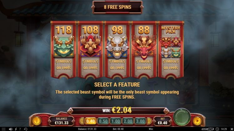 beast-of-wealth-slot review bonus