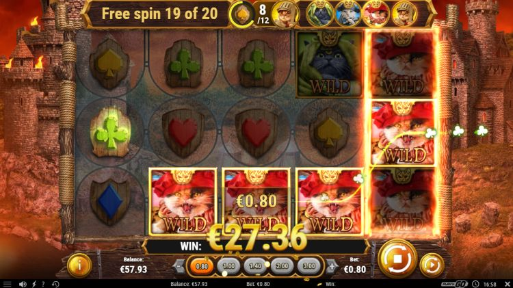 feline fury-slot review bonus free spins
