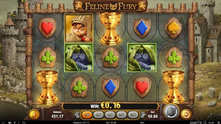 feline fury-slot review bonus trigger