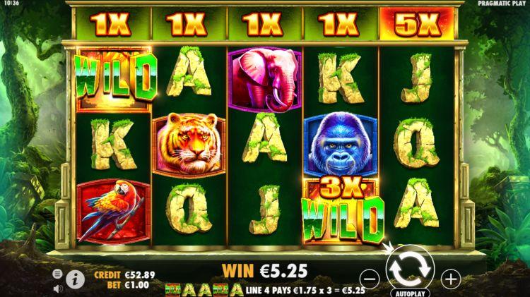 jungle gorilla slot review pragmatic play win