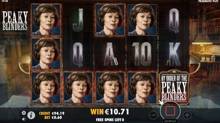 peaky-blinders-slot-pragmatic play feature free spins