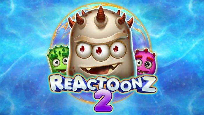 reactoonz 2 slot play'n GO