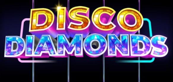 Disco-Diamonds-slot logo