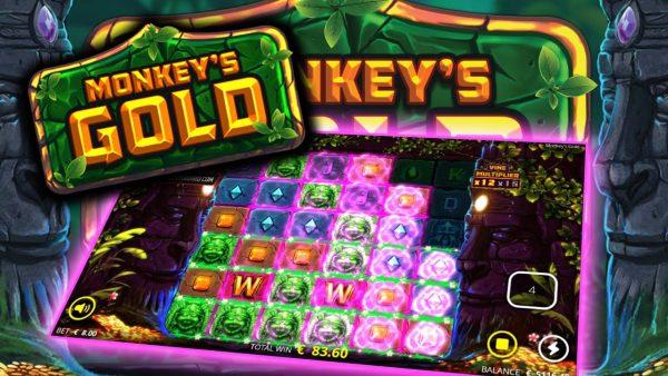 Monkey's Gold Nolimit City