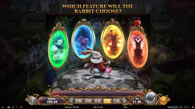 Rabbit hole riches review feature