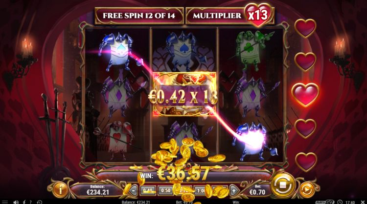 Rabbit hole riches slot review free spins win