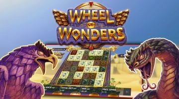 Wheel of wonders slot review