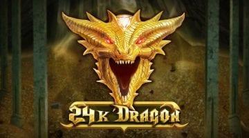 24k dragon slot review logo