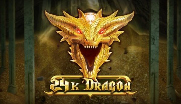 24k dragon slot review logo