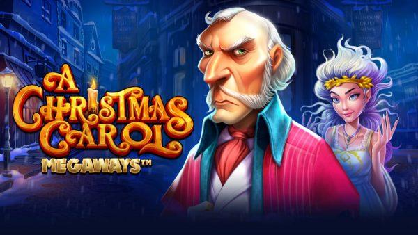 Christmas-Carol-Megaways-video-slot-logo