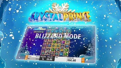 Crystal prince slot review