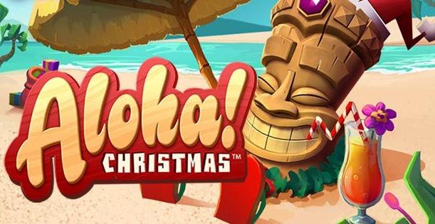 aloha-christmas-slot-logo