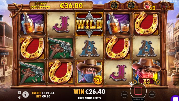 cowboys gold slot pragmatic play bonus big win