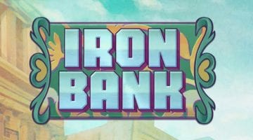 iron-bank-slot-relax-gaming-logo