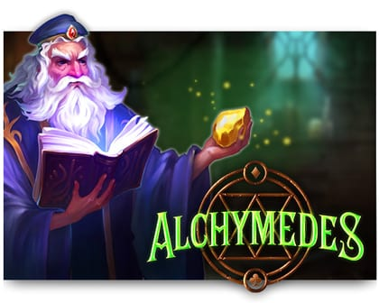 Alchymedes slot review