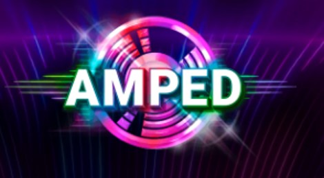Amped-Relax-Gaming-slot-review-logo-casinohipster