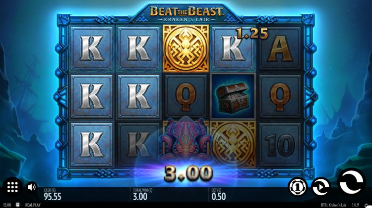 Beat the beast krakens lair slot review