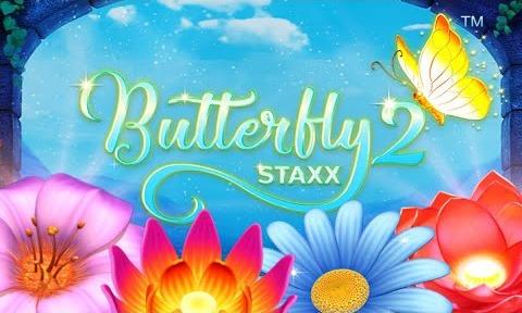 Butterfly Staxx 2 slot netent
