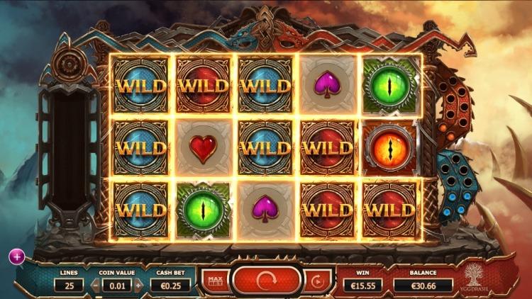 Doubble Dragons slot review bonus