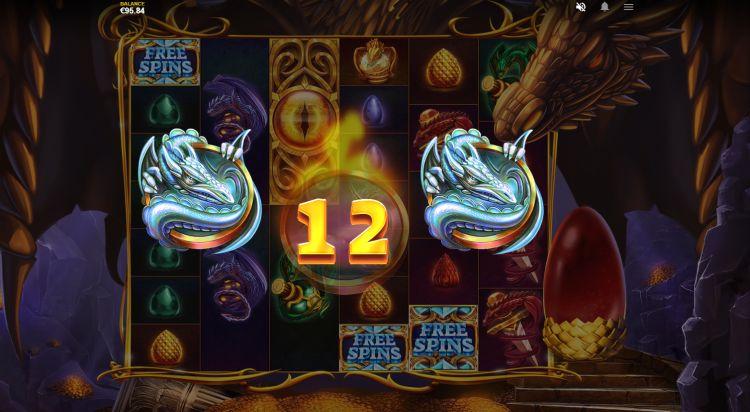 Dragon's Fire Megaways red tiger free spins