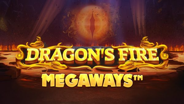Dragon's Fire Megaways slot review Red Tiger logo