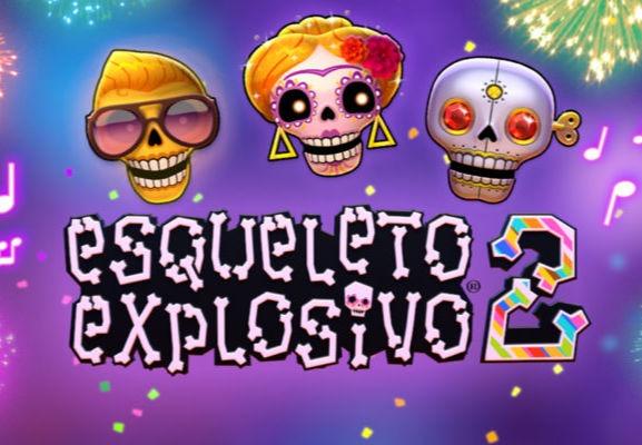 Esqueleto Explosivo 2 thunderkick