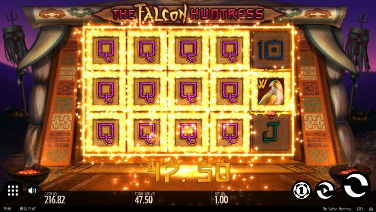 Falcon Huntress Thunderkick 6
